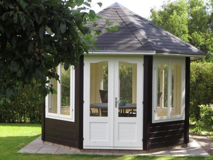 Pavillon udvendig