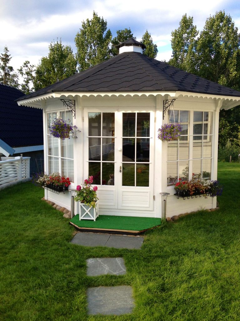 10 m2 - Henriette med 4 vinduespartier