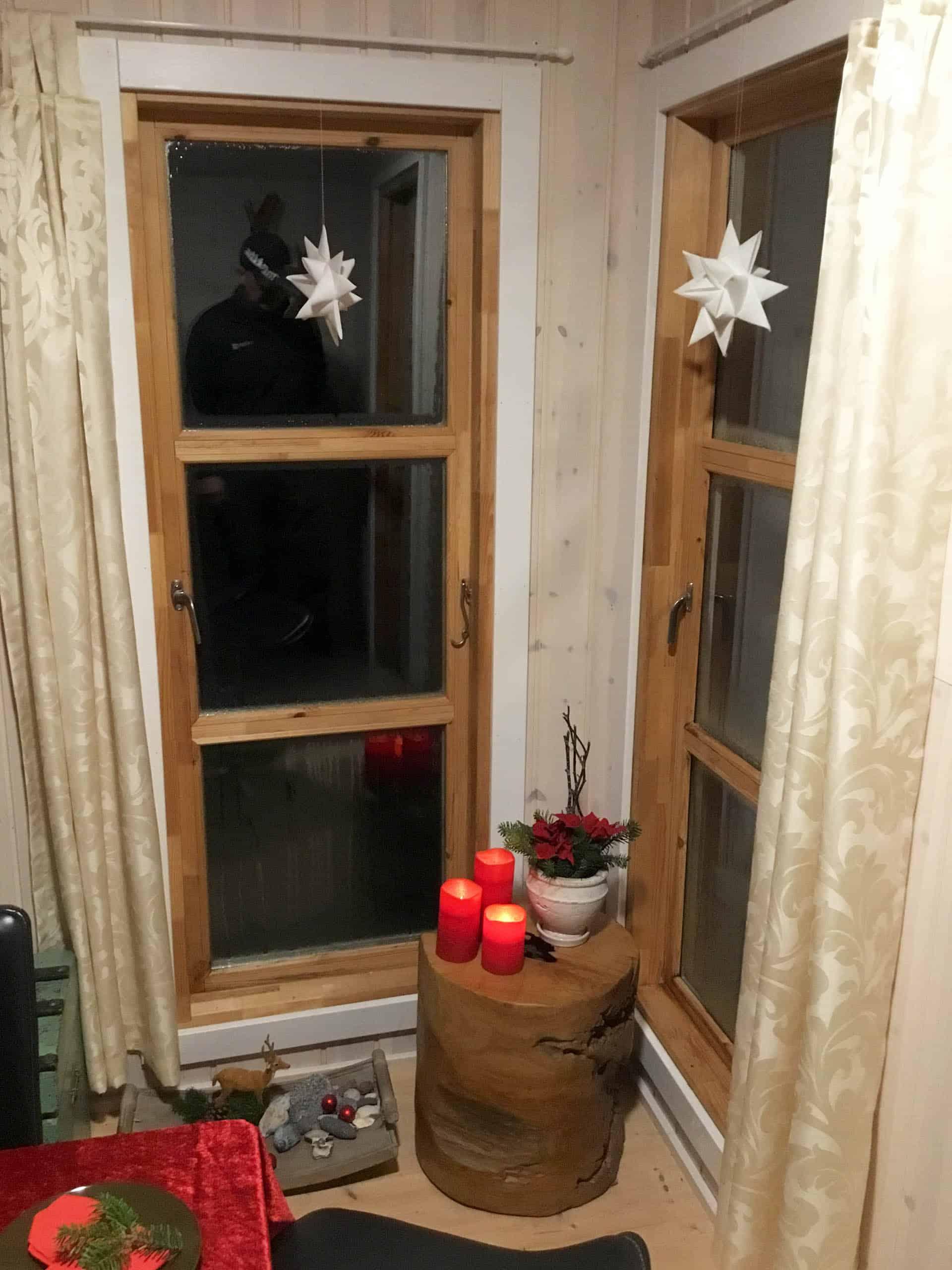 Tanja Sølund havehus set indefra - indsendt af kunde