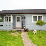 Annelise anneks på 43,7 m2 som du kan finde på www.solundhuse.dk billedet er indsendt af kunde fra Viby