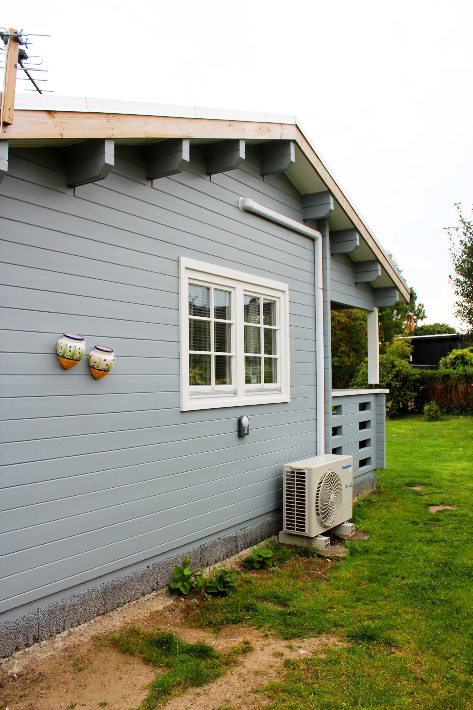 43,7 m2 Annelise bjælkehus fra sølund huse billede er fra en kunde i Viby