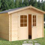 køb skur hos www.sølundhuse.dk dette solide haveskur er 7,3 m2