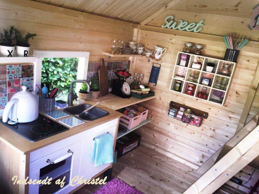 Kvalitets legehus i træ fra sølundhuse.dk billede indsendt af Christel