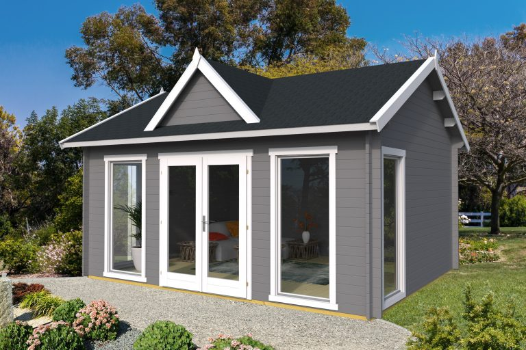 Fremragende Køb din hytte eller anneks til kolonihaven eller haven   Komplet HO97