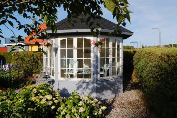 ingrid havepavillon fra www.solundhuse.dk