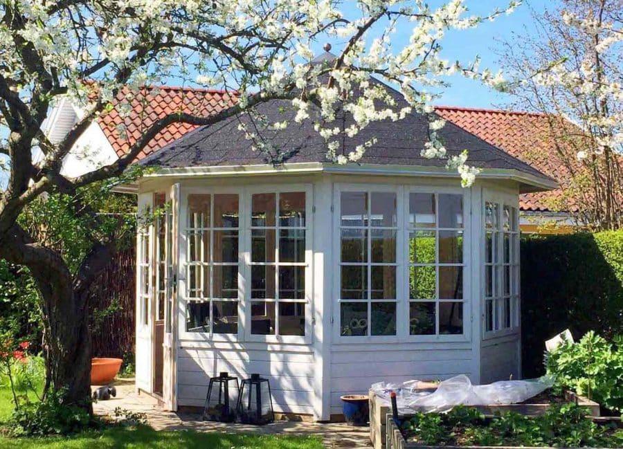 have pavillon