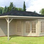 Pavillon tag eller pavillon med halvtag kan du finde på solundhuse.dk