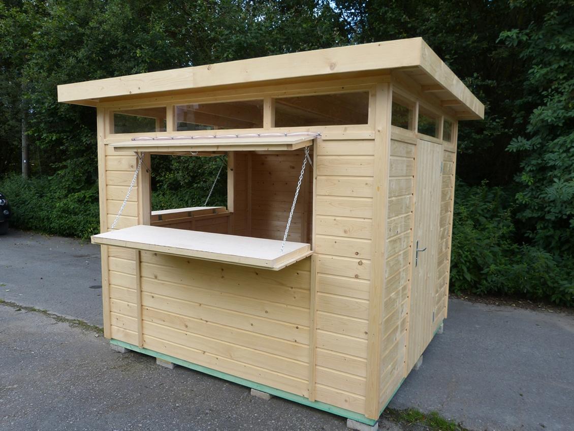 S lund huse k b salgsbod se vores udvalg af koiske og for Garden kiosk designs