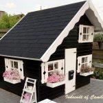Sølund Huse lille marie legehus med hems