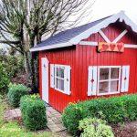 Lille amanda legehus i træ indsendt af Jacques kan købes på solundhuse.dk