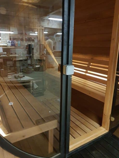 Sauna fra Sølund