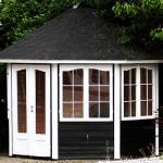 havepavillon byg selv fra solundhuse.dk
