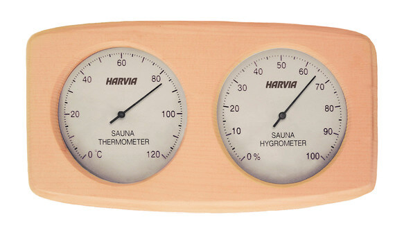hydrometer til sauna fra Sølund Huse