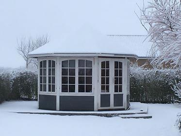 Pavillon Magrethe fra Sølund Huse indsendt af vores kunde