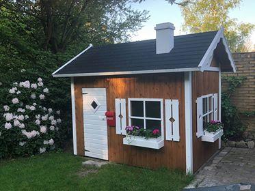 Legehus lille amanda fra www.solundhuse.dk indsendt af Camilla