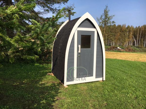 udendørs toilethus fra Sølund Huse