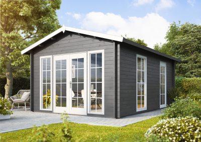 Anneks til haven på 18,9 m2 fra www.sølundhuse.dk