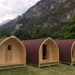isoleret hytte til grønland eller campingpladser fåes hos www.solundhuse.dk