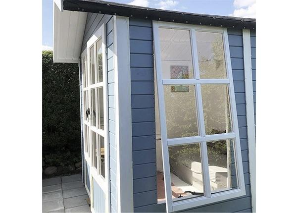 et lille tehus / havehus fra www.sølundhuse.dk