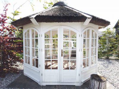Havepavilloner i træ