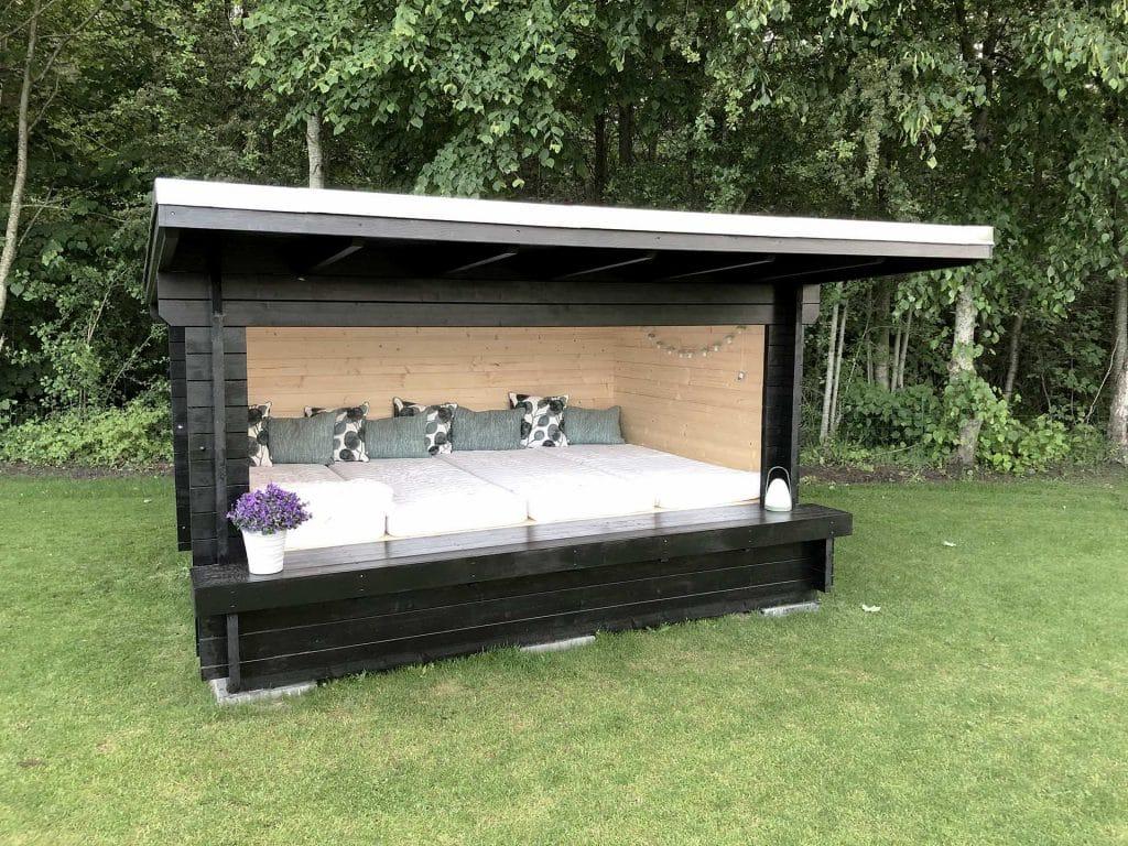 Køb shelter til dit udeliv hos sølundhuse. Dette shelter samlesæt er i høj kvalitet og smuk design
