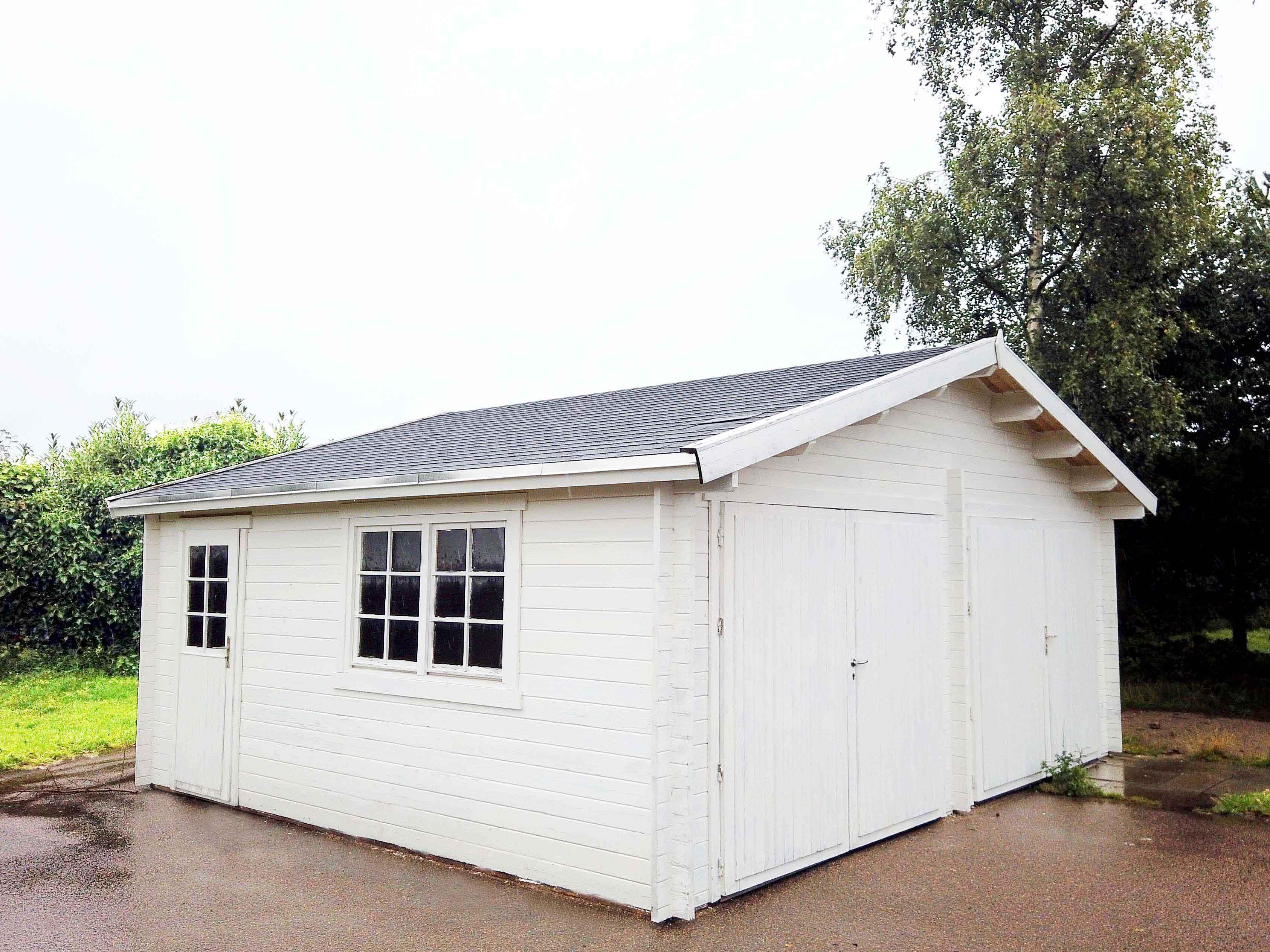 garage dobbel fra sølundhuse.dk indsendt af kunde