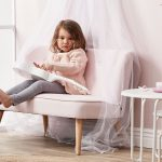 Design børne sofa fra sølundhuse.dk