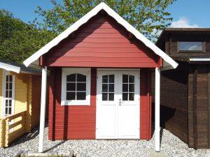 Kig forbi udstillingen hos Sølund Huse og se dette flotte havehus med hems