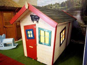 Lille Lotte legehus fra Sølund Huse