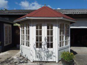 lille pavillon fra www.sølundhuse.dk