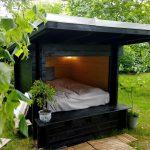 køb shelter i haven et billigt luksus shelter fra www.sølundhuse.dk et shelter til byg selv
