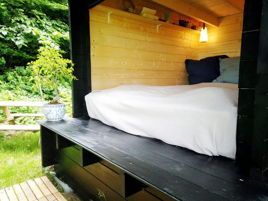 lille shelter til haven fra www.sølundhuse.dk