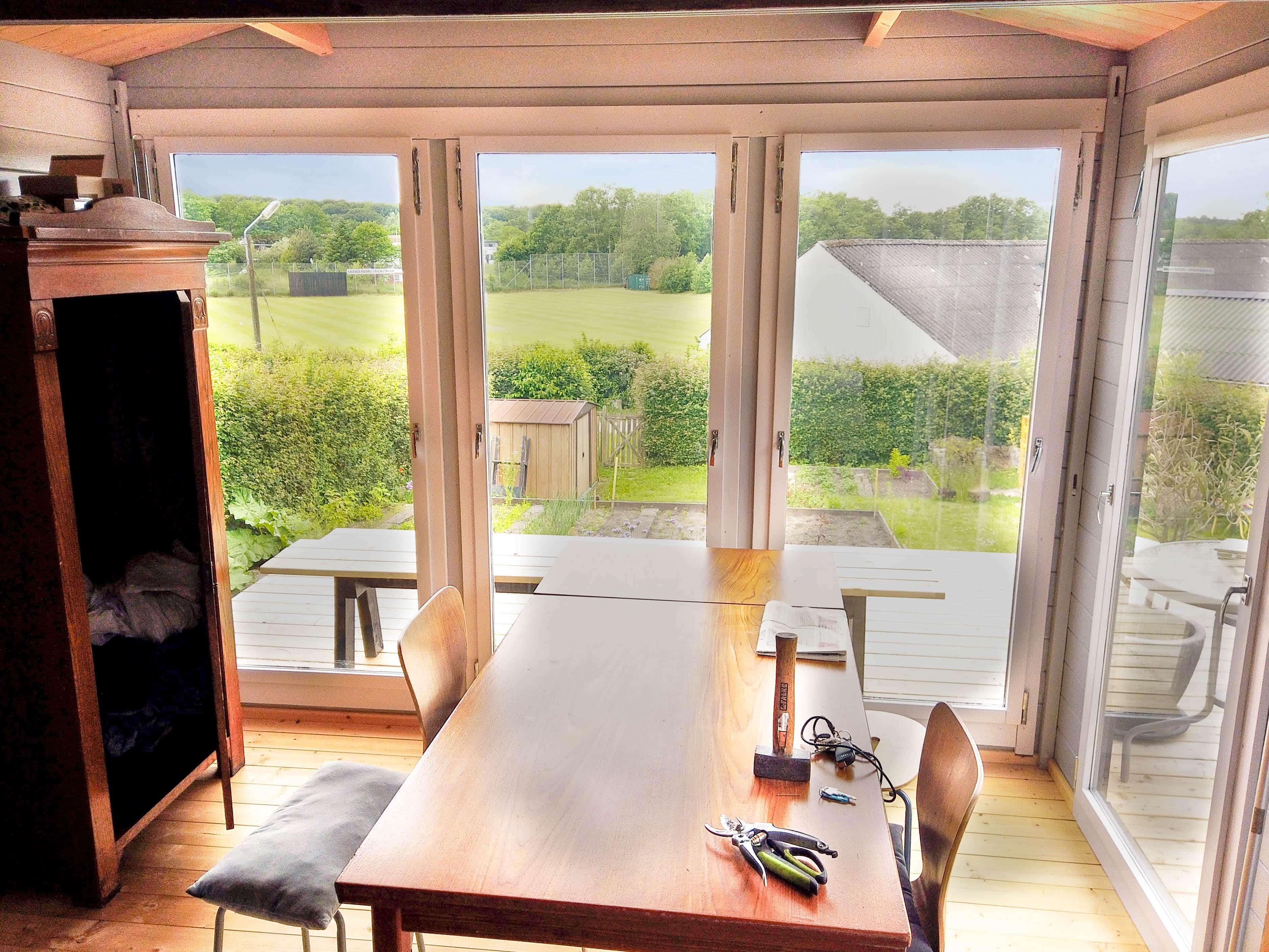 17 m2 kolonihavehus www.sølundhuse.dk