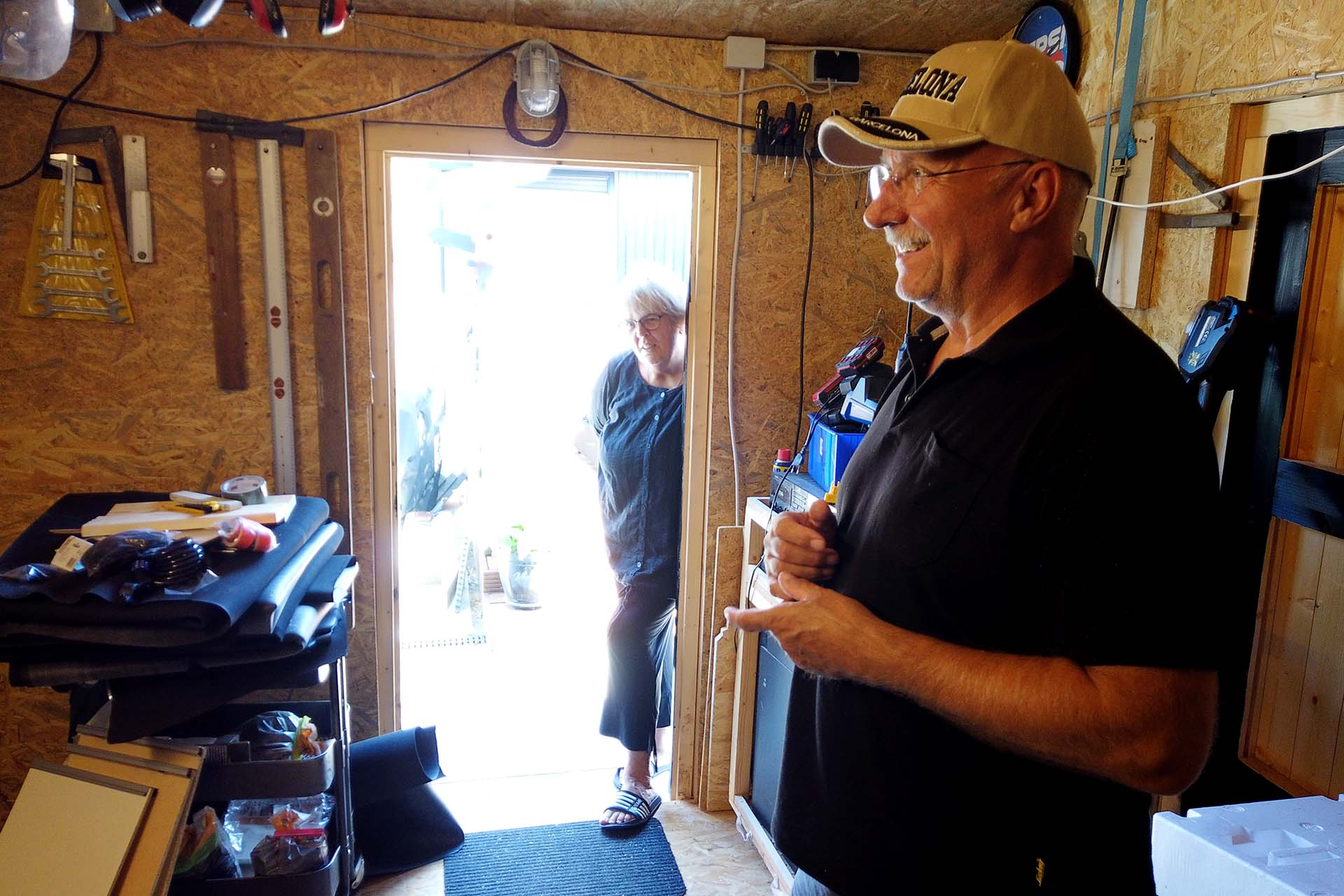 gøre det selv værksted og garage fra sølund huse