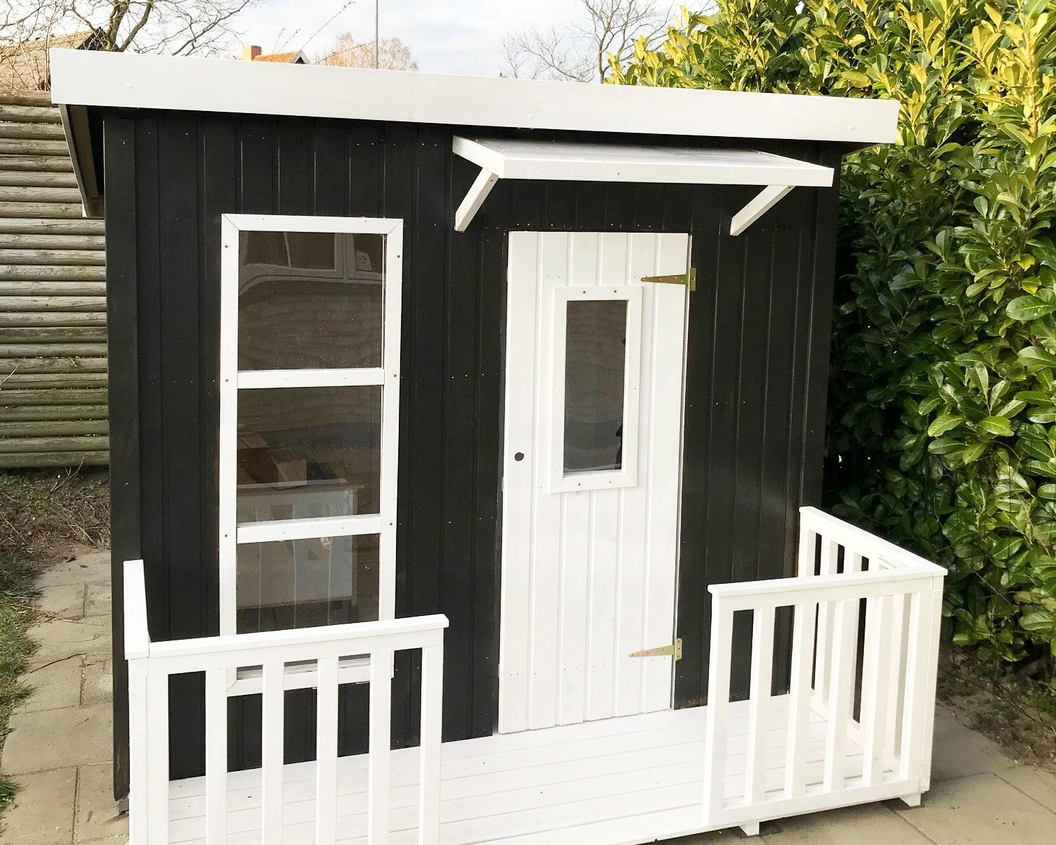 Byg legehus fra Sølund Huse - Lille Harry