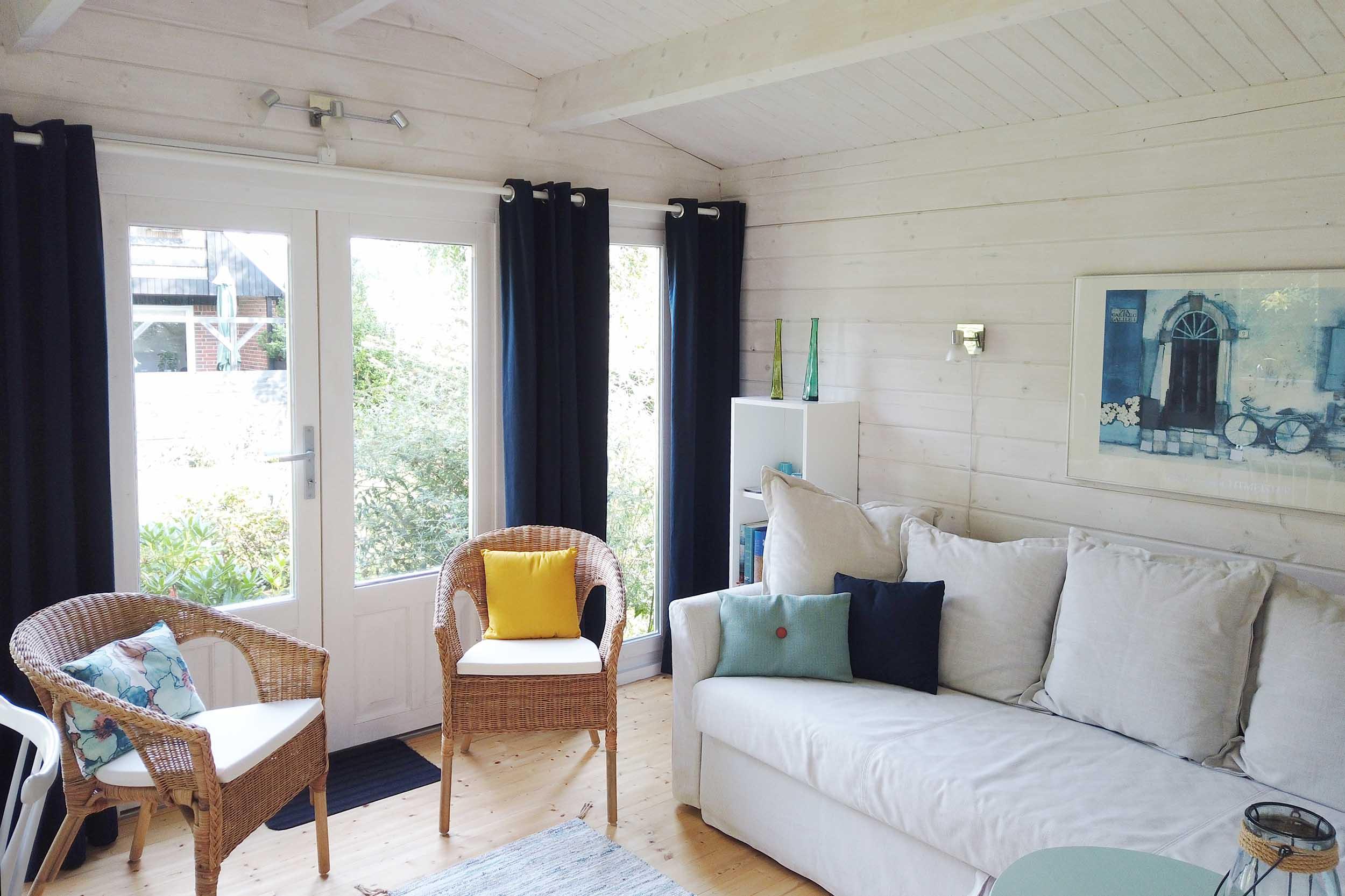 isoleret gæstehus fra sølund huse