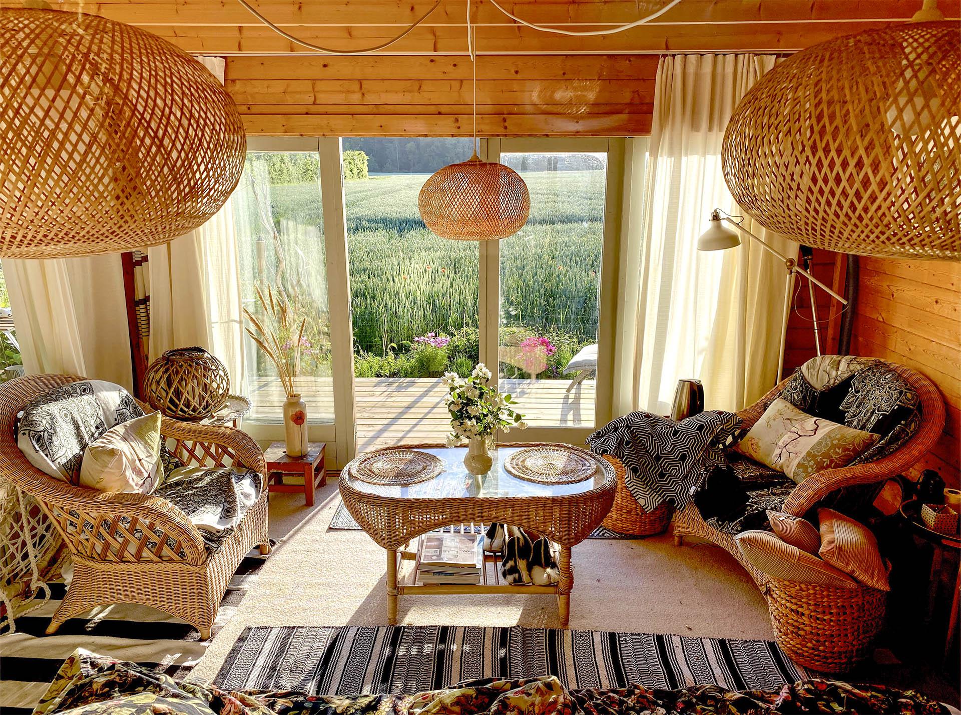 Havehus fra Sølund Huse