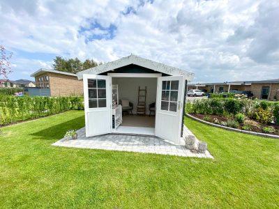 Maggi 2 Sølund huse et smukt byg selv haveskur