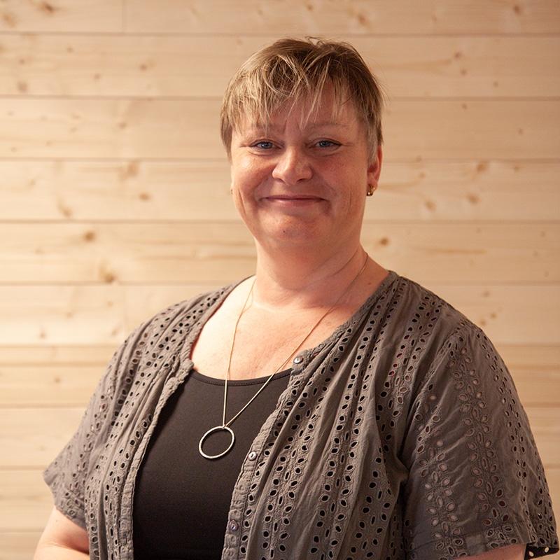 Lisbeth fra Sølund Huse