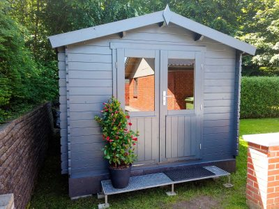 skur til haven på 10 m2 fra www.sølundhuse.dk